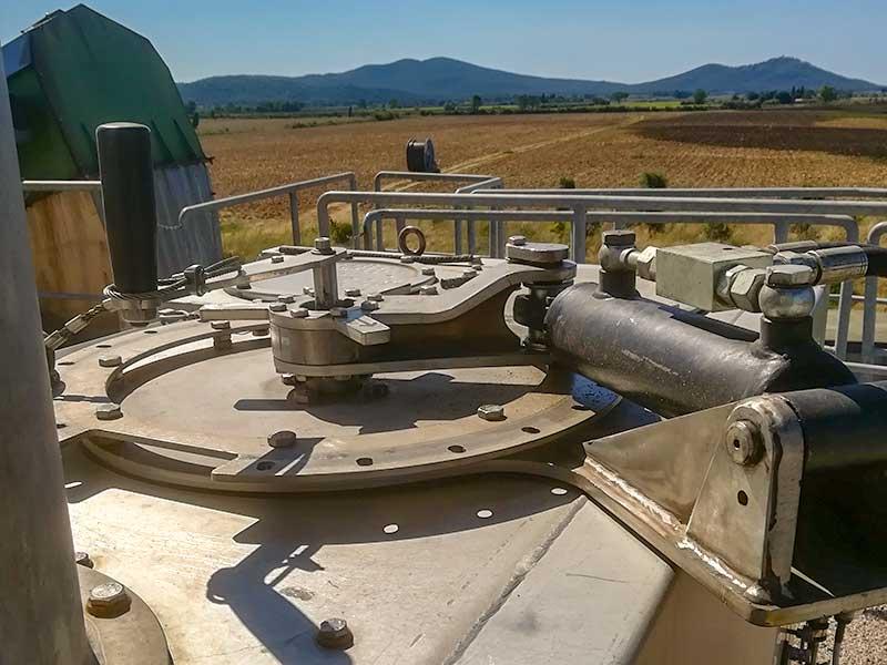 ac-energia-prototipi-Sistema di brandeggio idraulico per mixer (5)
